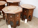 Kashmiri Side Tables thumbnail 4