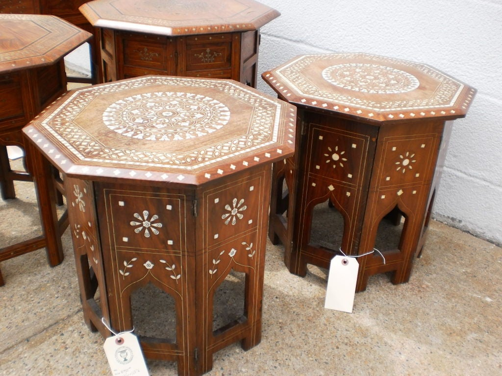 Kashmiri Side Tables image 4