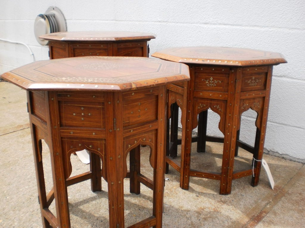 Kashmiri Side Tables image 5