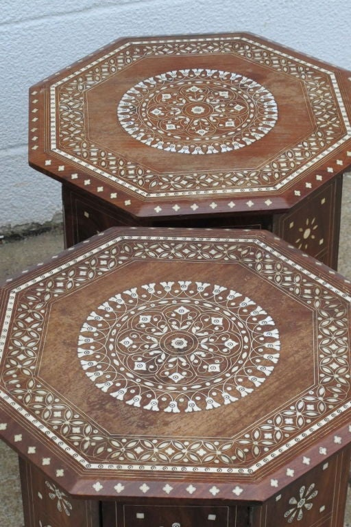 Kashmiri Side Tables image 3