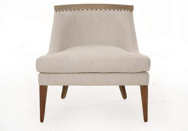 French Style Occasional Chair 1