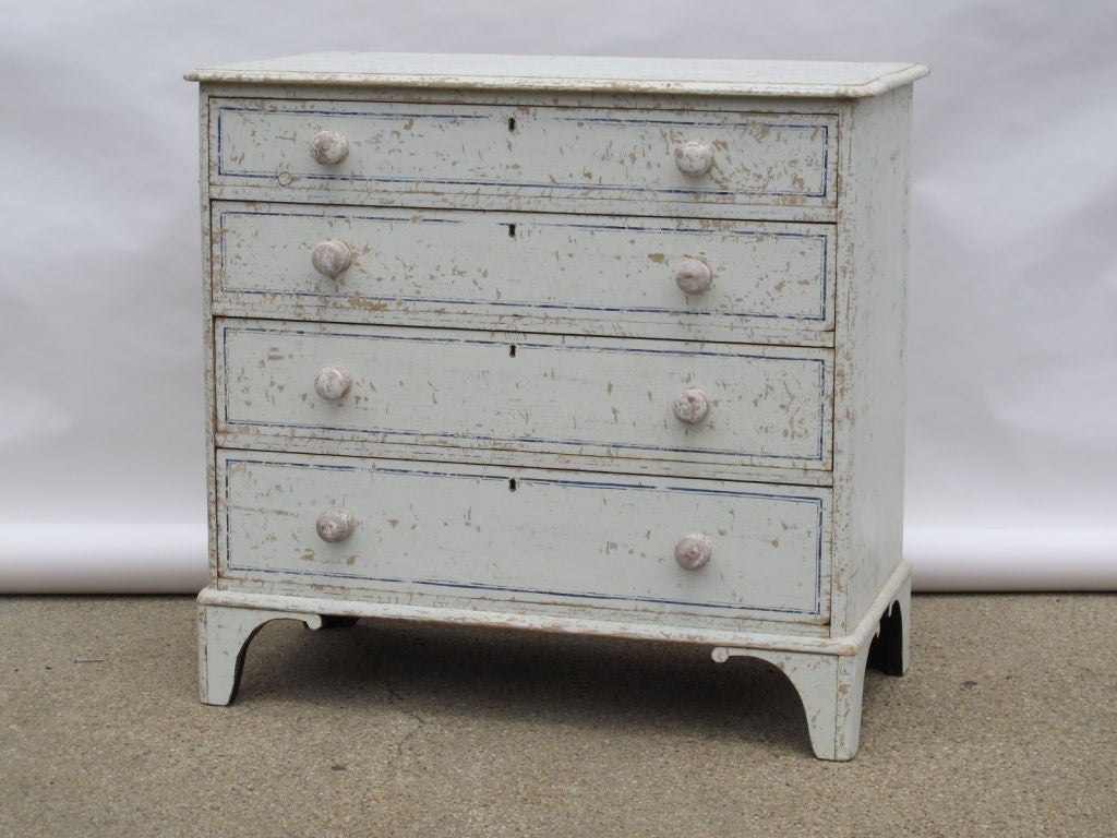 #595045 Blue And White Painted Chest Of Drawers At 1stdibs with 1024x768 px of Brand New Blue Chest Of Drawers 7681024 pic @ avoidforclosure.info