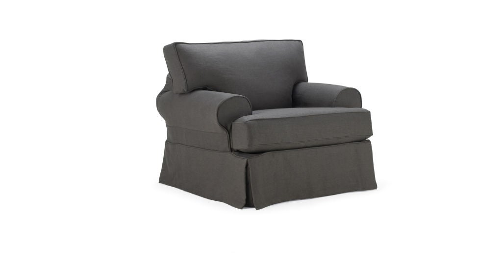 comfy oversized chair for sale at 1stdibs