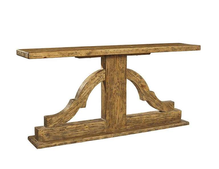 reclaimed elm console for sale at 1stdibs