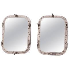 Port Hole Mirrors