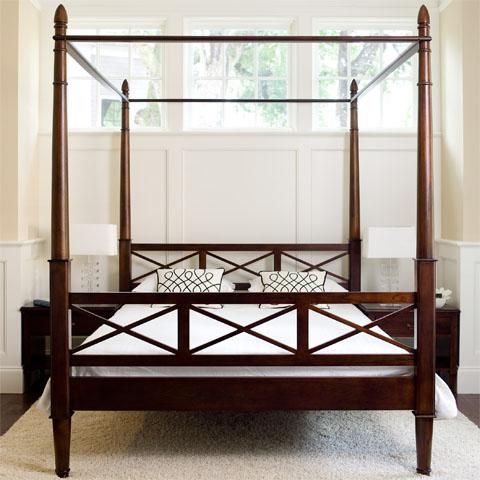 4 poster bed for sale at 1stdibs for Four poster beds sale