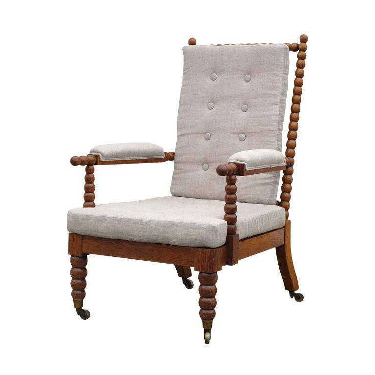 English Bobbin Chair at 1stdibs