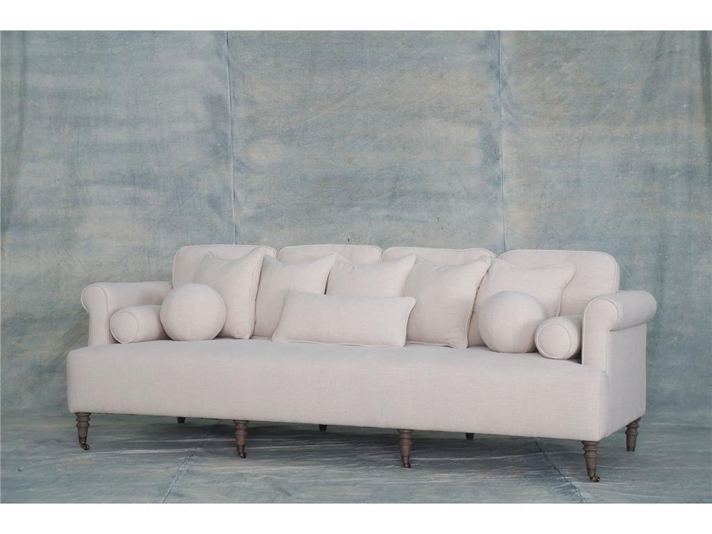 Deep sofa natural for sale at 1stdibs for Deep sofas for sale