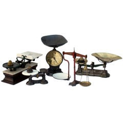 Victorian  scales