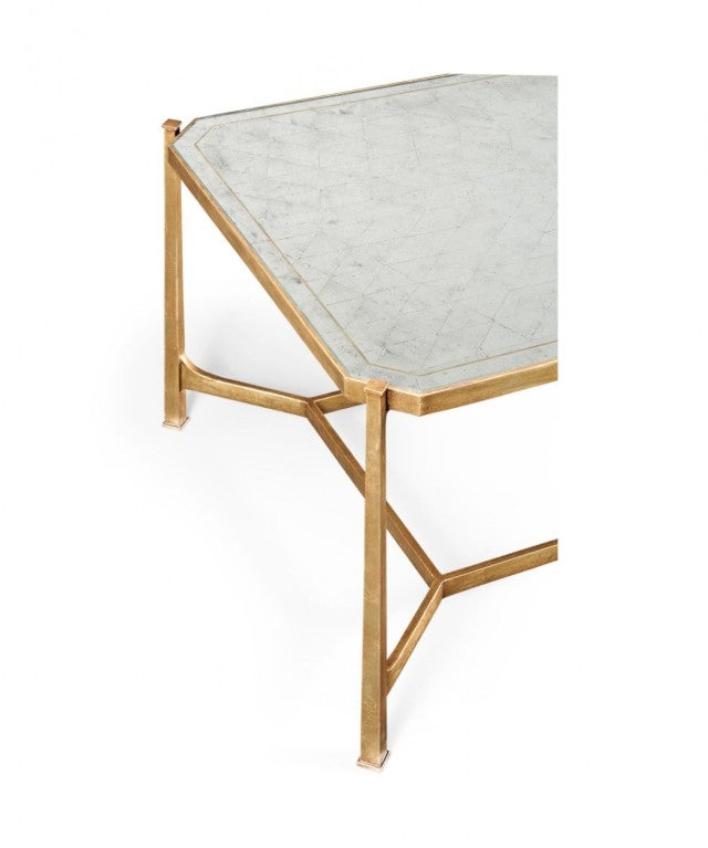 Mirror Top Coffee Table For Sale At 1stdibs