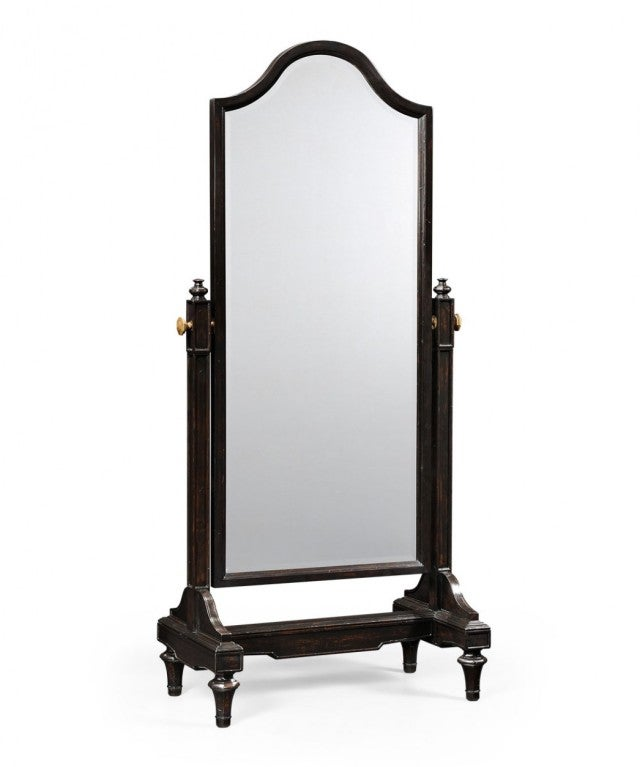 Standing cheval mirror for sale at 1stdibs for Floor length mirror for sale
