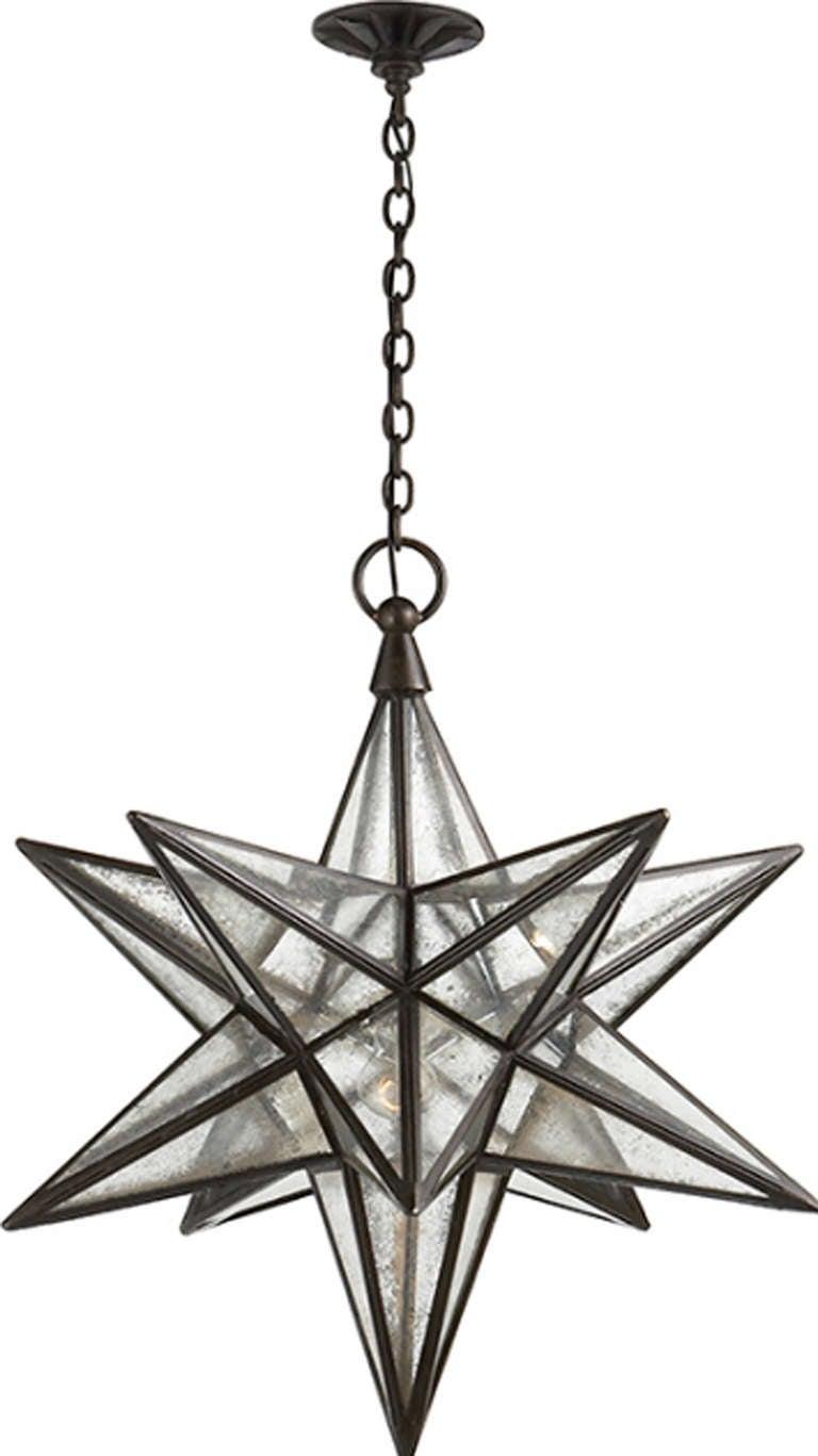 Moravian Star Pendant For Sale At 1stdibs