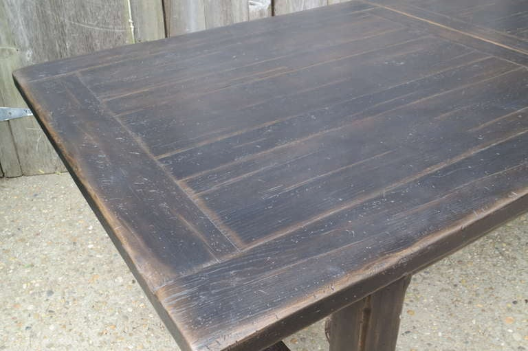 French Expanding Table, Multiple Finishes 4