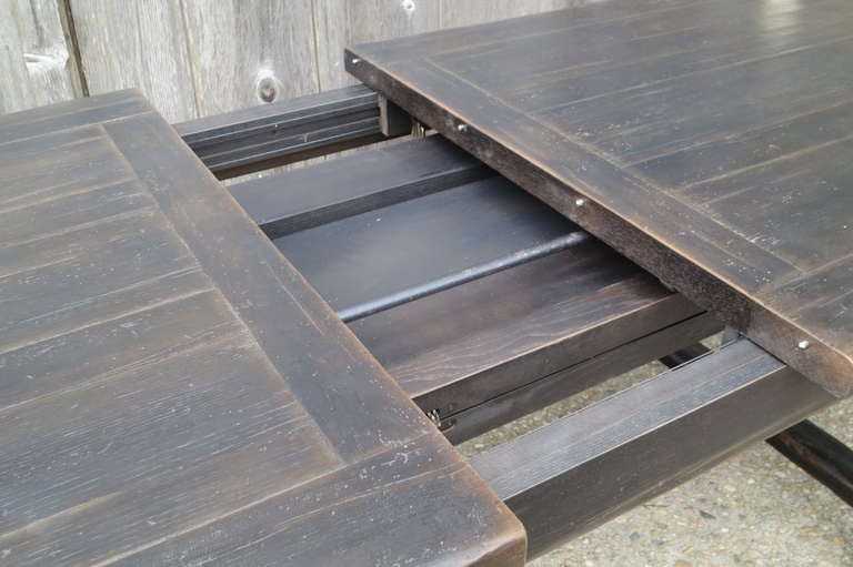 French Expanding Table, Multiple Finishes 5