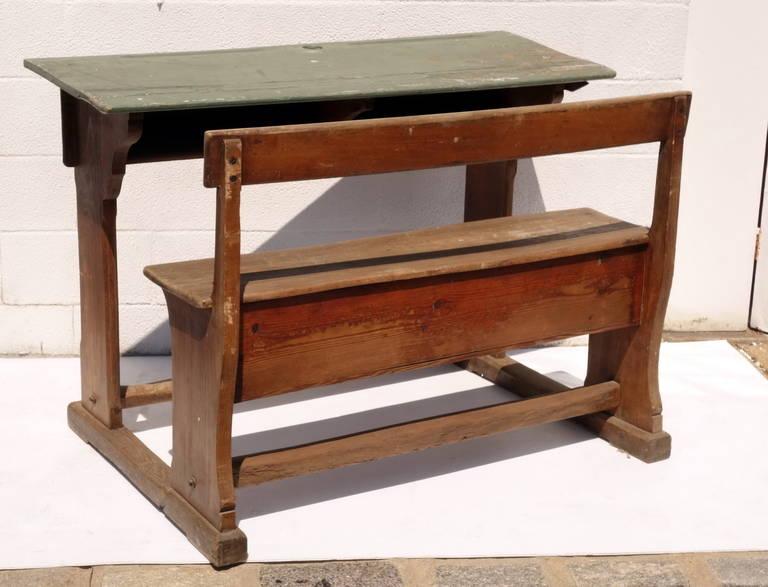Vintage Child's Desk 2