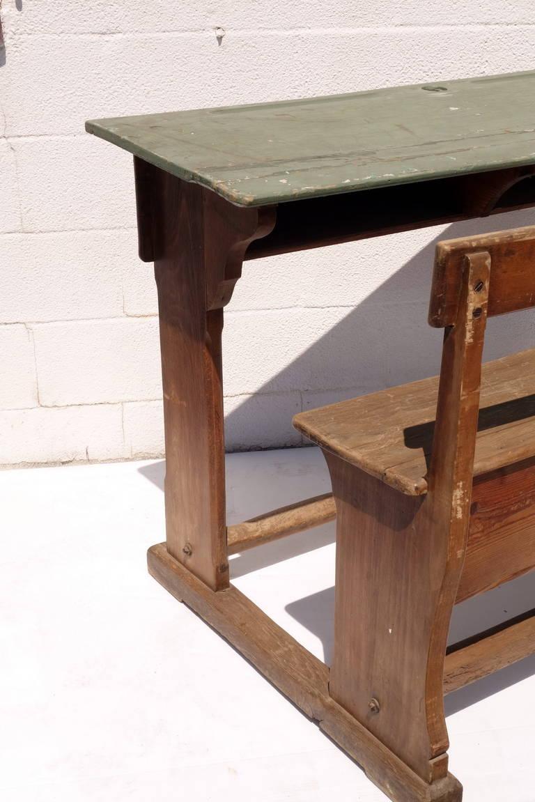 Vintage Child's Desk 3