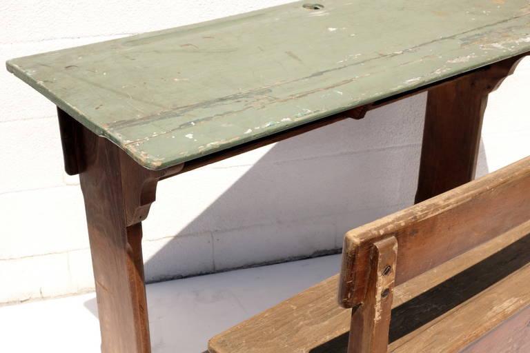 Vintage Child's Desk 4