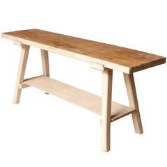 Scandinavian Work Table