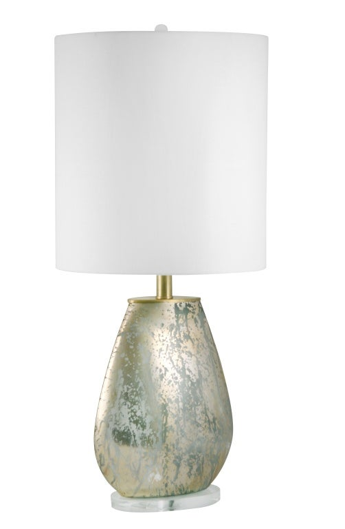this gold mercury glass table lamp is no longer available. Black Bedroom Furniture Sets. Home Design Ideas