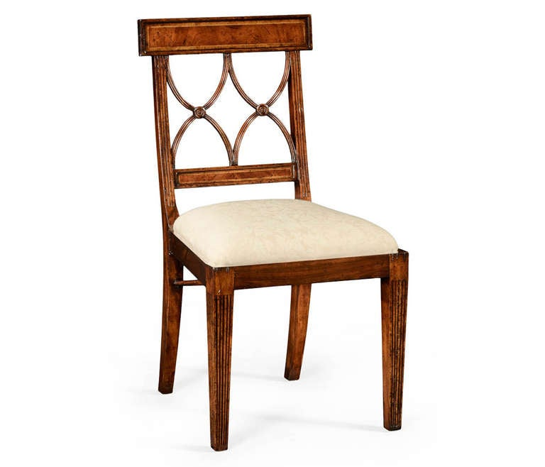 Regency Style Chair For Sale at 1stdibs