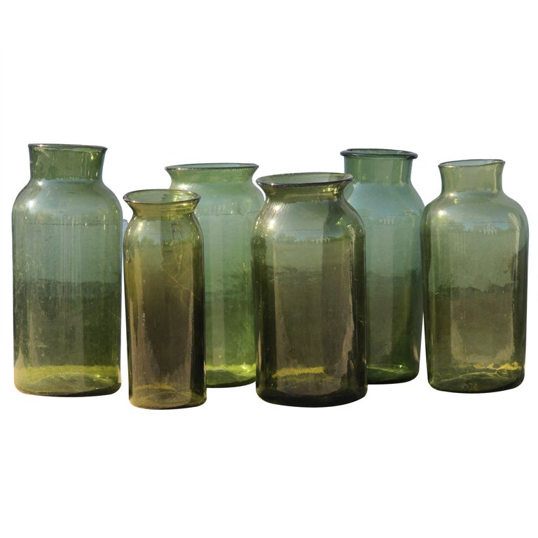 French Storage Jars For Sale