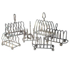 English Toast Racks