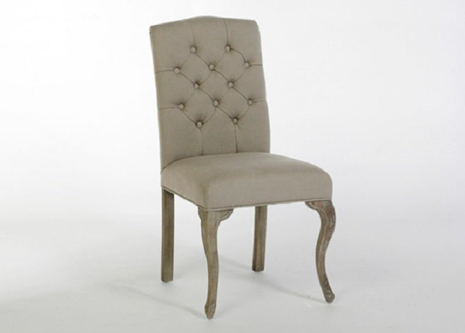 Button Back Dining Chair For Sale At 1stdibs