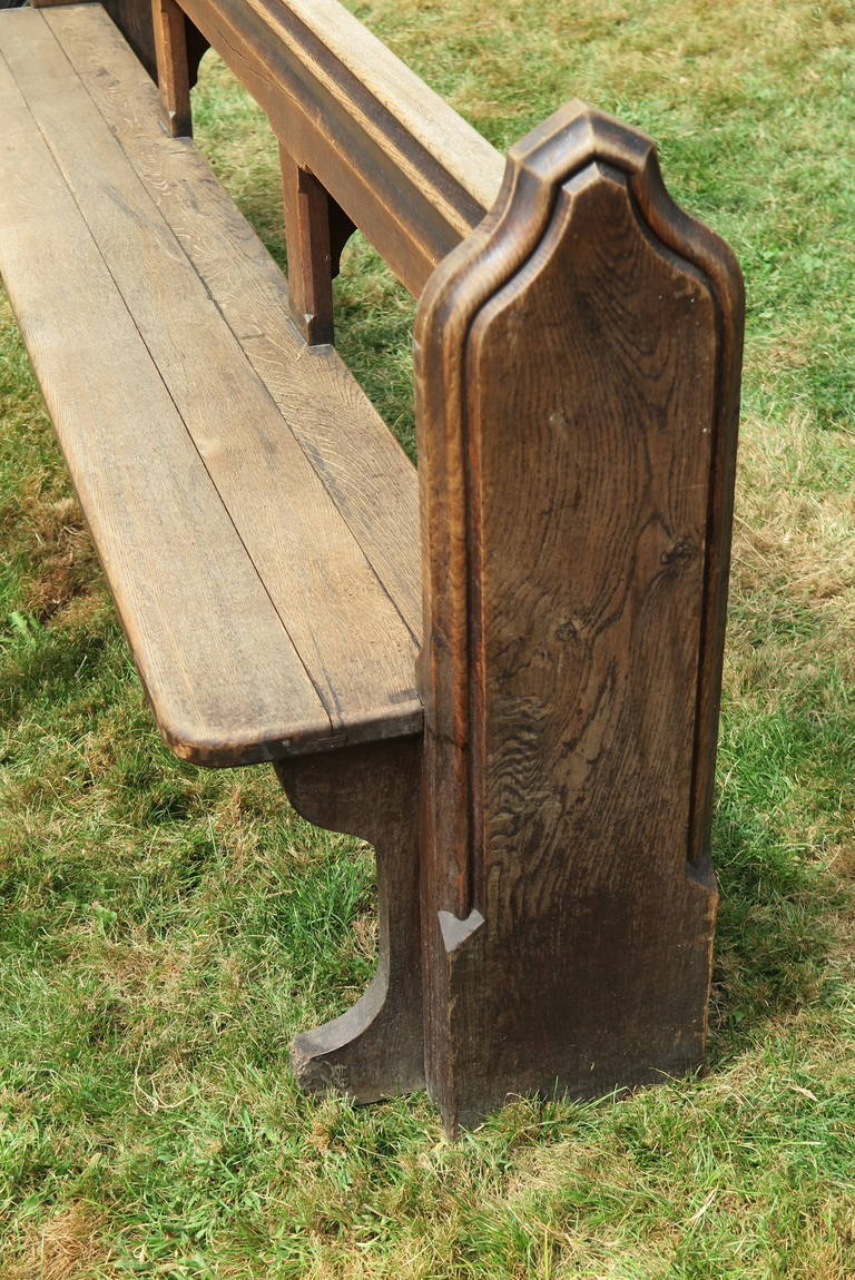Old Church Pews And Benches For Sale At 1stdibs