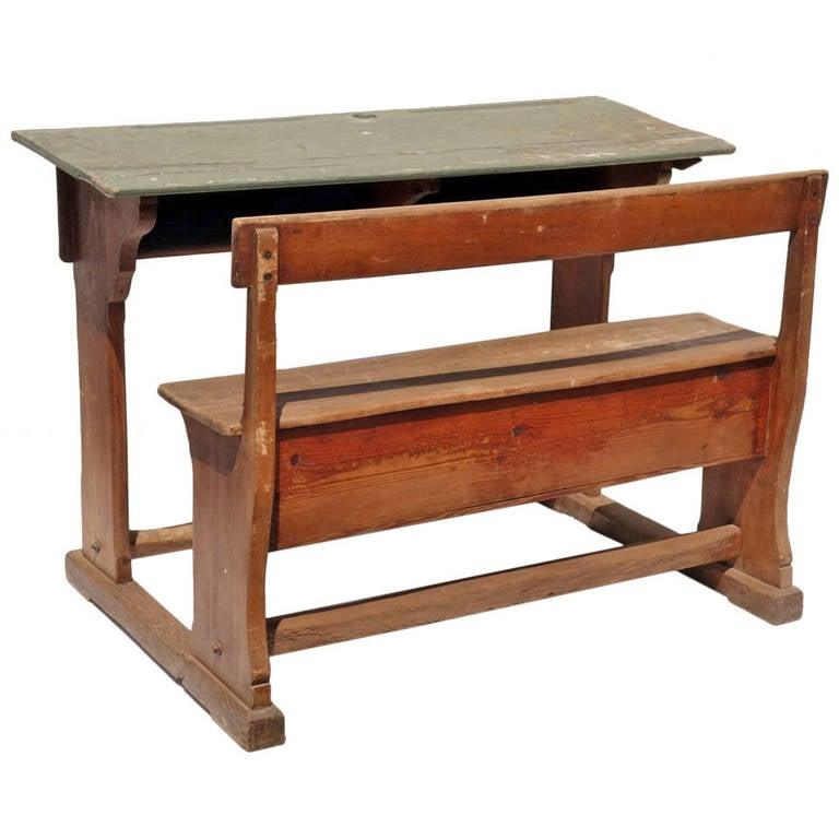 Vintage Child's Desk at 1stdibs