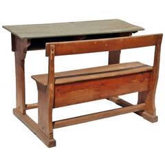 vintage childu0027s desk