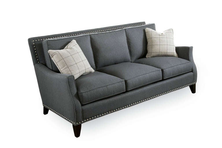 Transitional Sofa 1