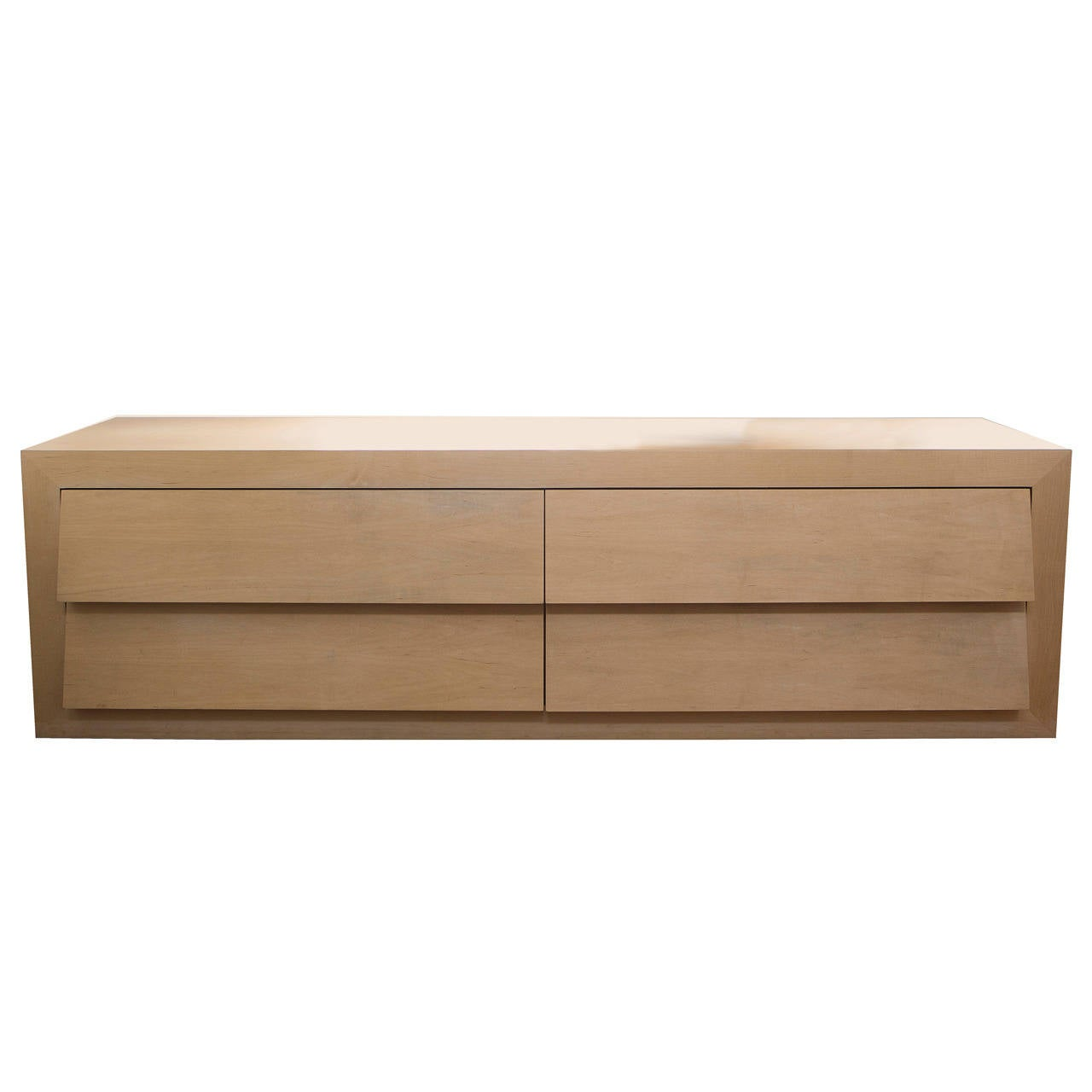 Custom dresser to match bed at 1stdibs for Matching bed and dresser
