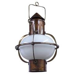 Arts & Crafts Style Lantern