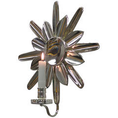 Sunburst Wall Sconce