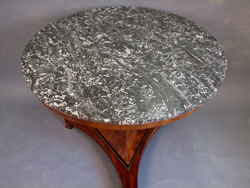 Early 19th Century German Center Table 3