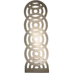 Concentric Circle Baluster Element