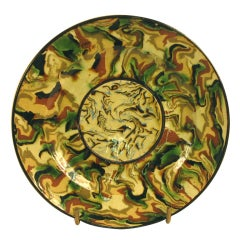 Mixed Earth Plate by Pichon