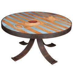 Pia Manu style table