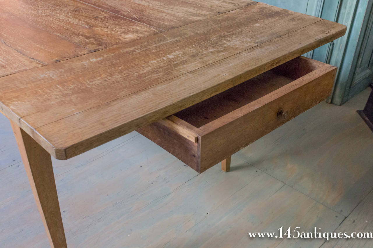 large french oak farm table at 1stdibs