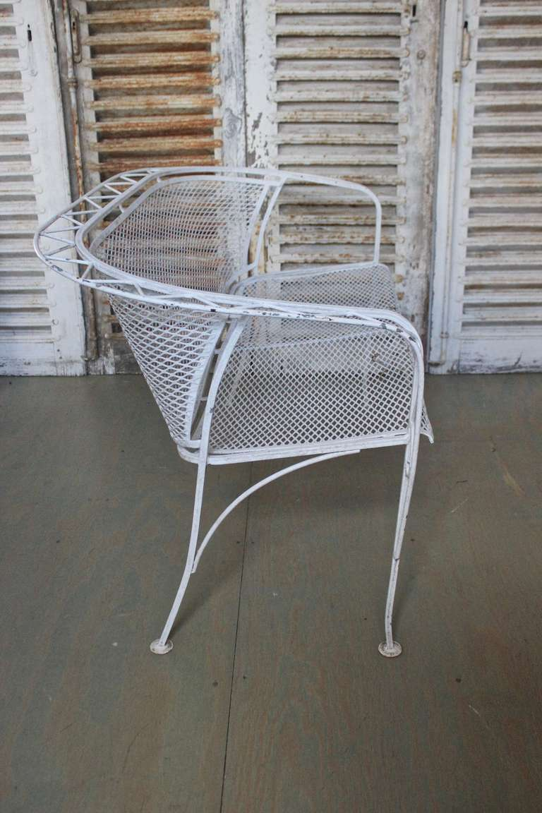 American 1950s Garden Bench For Sale At 1stdibs