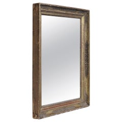 Early 19th Century Giltwood Mirror