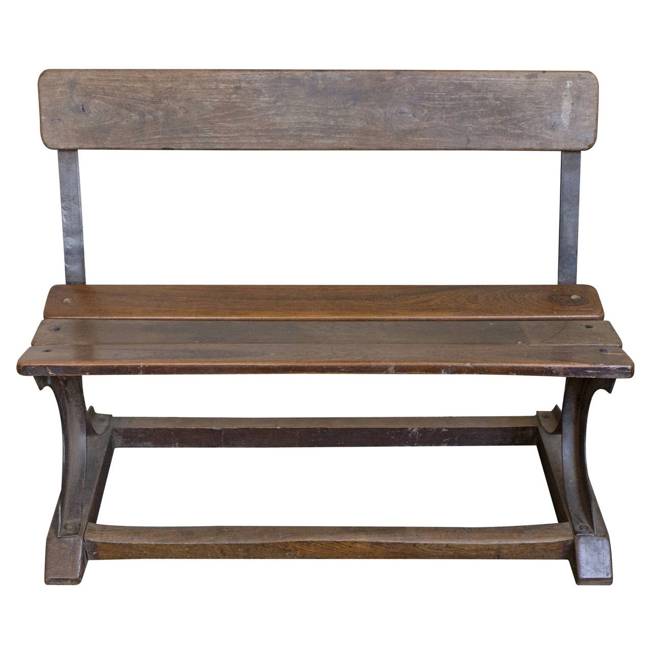 french industrial bench at 1stdibs