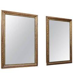 Pair of 19th C. Louis Phillipe Mirrors