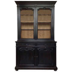 Handsome French 19th Century Bookcase