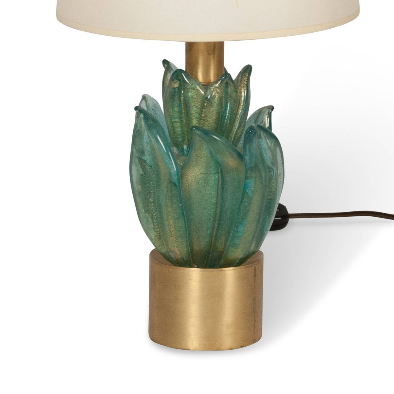 this turquoise murano glass table lamp italian 1940s is no longer. Black Bedroom Furniture Sets. Home Design Ideas