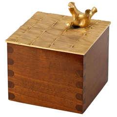 "Aldus, ""Coral"" Box, Italy, 2013"