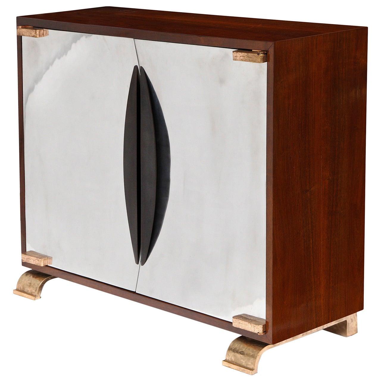 """Achille Salvagni, """"Shield"""", Cabinet, Italy, 2013"""