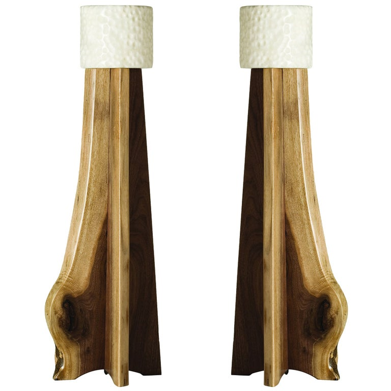 Stephen Downes, Copiaco, Pair of Table Lamps, USA, 2011 For Sale