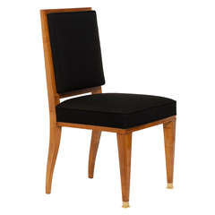 Side Chair by Jacques Quinet