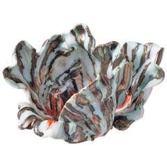 Unique Contemporary Ceramic Tulip by Matthew Solomon